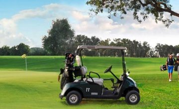 יום כיף לקבוצות במועדון גולף קיסריה