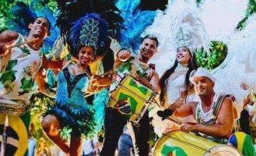 אטרקציות לאירועים - מוסיקה ברזילאית